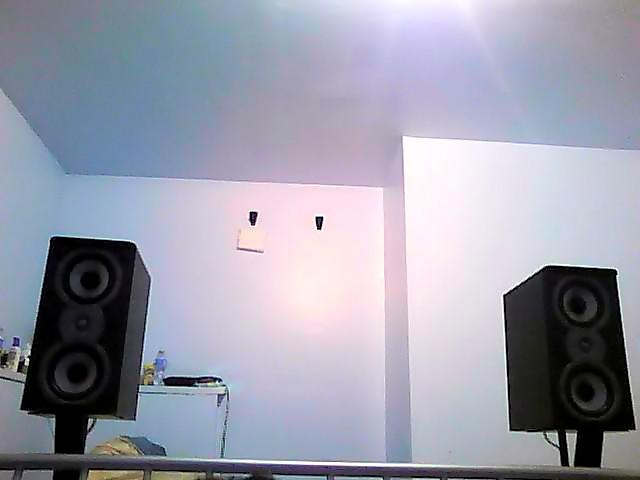 BellO SP200 36-Inch Speaker Stands Black
