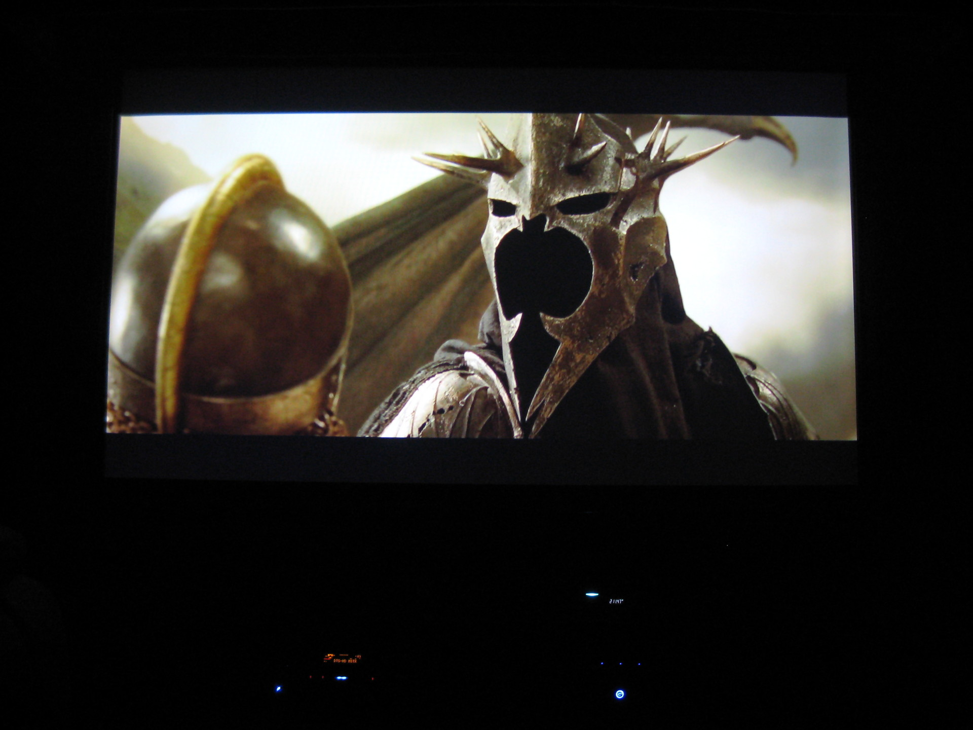Post Your Projector Screen Shots - Blu-ray Forum