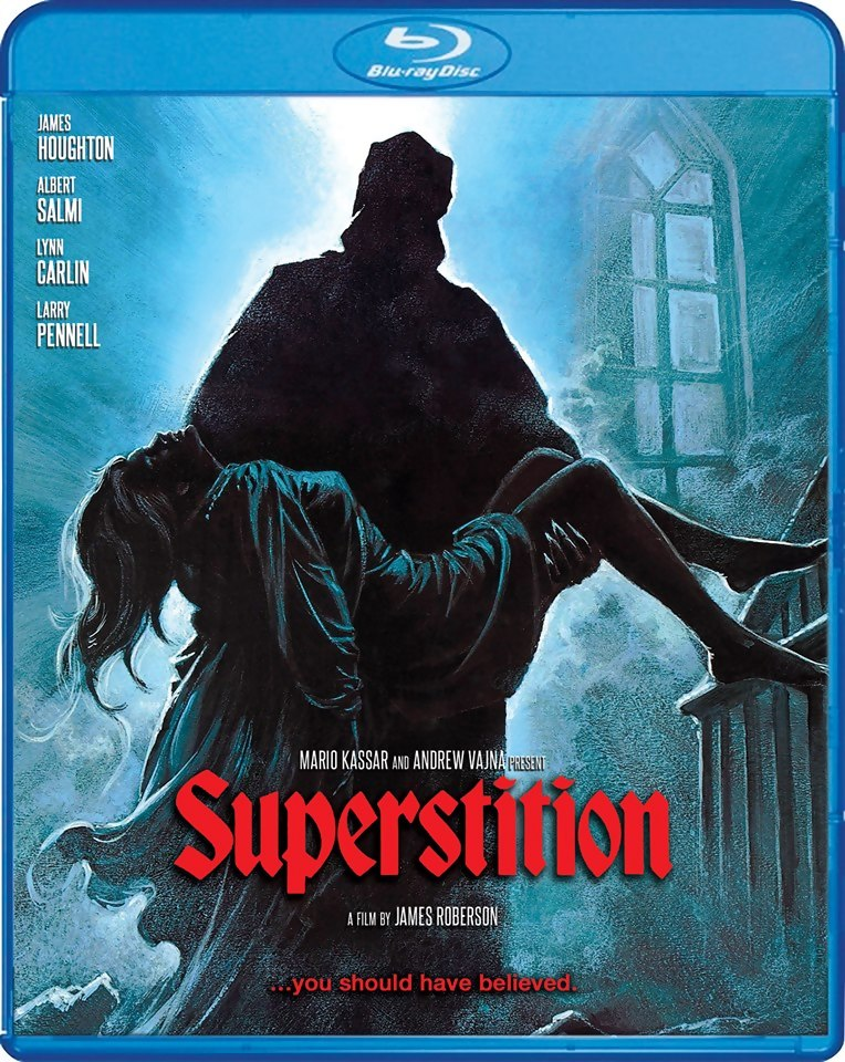Scream Factory: The Manitou and Superstition Coming Soon to
