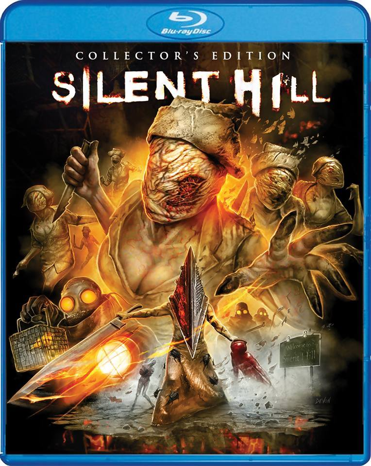Silent Hill 2006 Collector S Edition