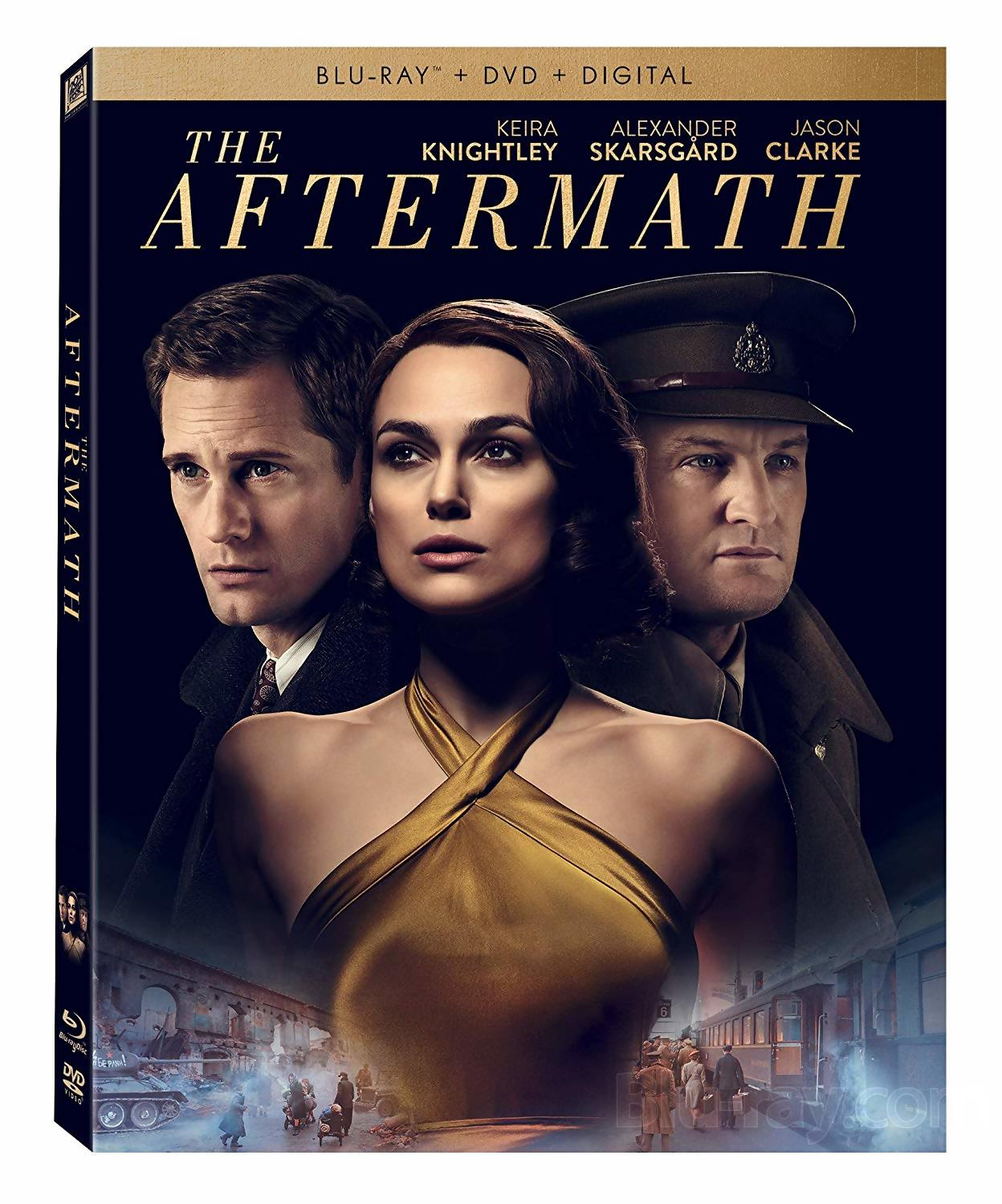 The Aftermath Blu-ray