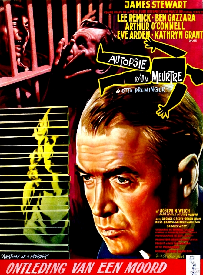 Making Otto Preminger\'s Anatomy of a Murder