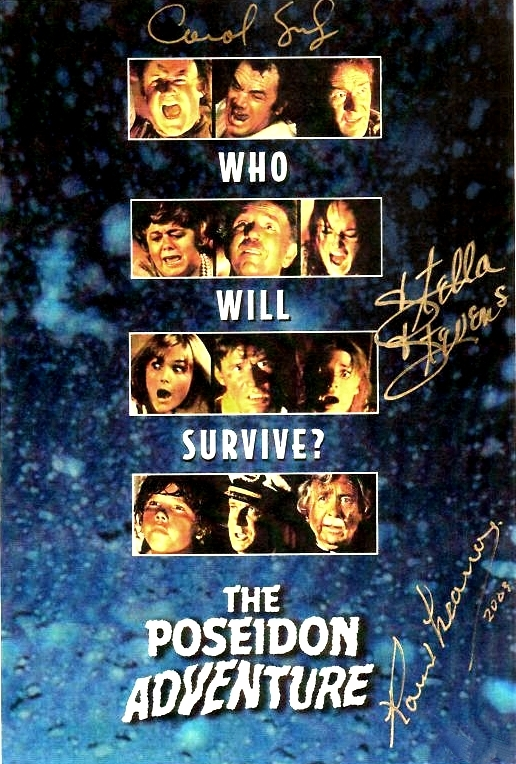Hell Upside Down The Making Of The Poseidon Adventure