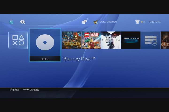 ps4 blu ray player