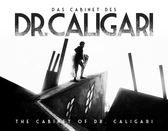 Image result for the cabinet of dr. caligari criterion