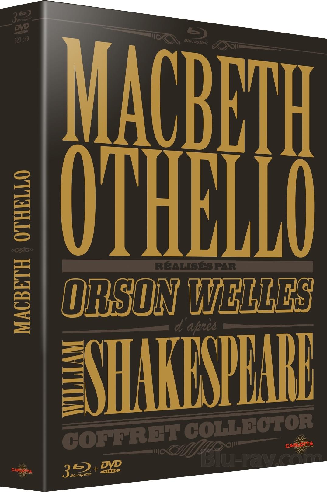 macbeth and othello