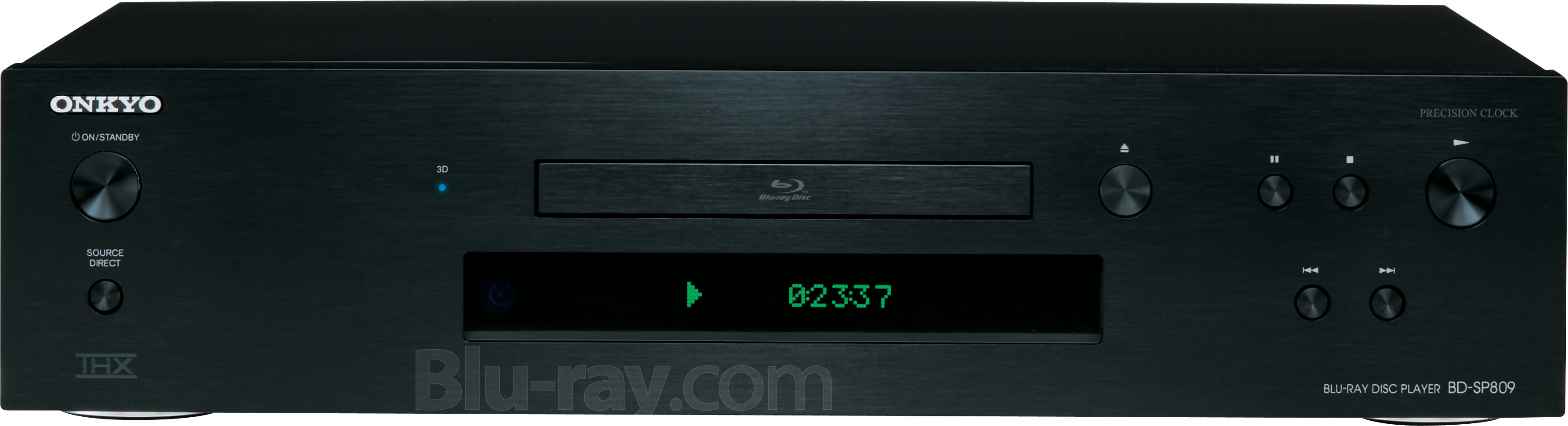 Onkyo Introduces THX Certified 3D Blu-ray Disc Player with extensive