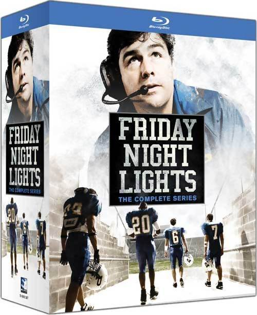 Friday Night Lights: The Complete Series Blu-ray