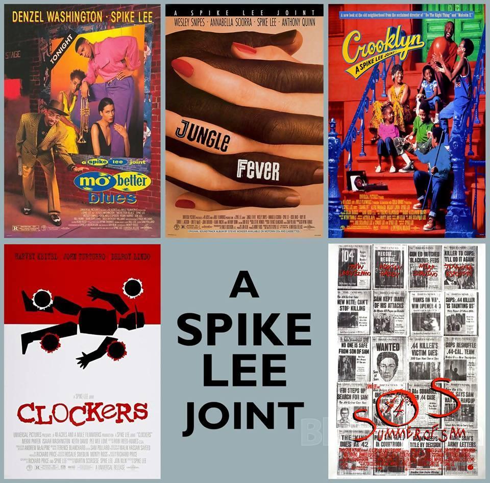 A Man Apart Blu Ray Upc: Kino: Five Spike Lee Films Heading To Blu-ray