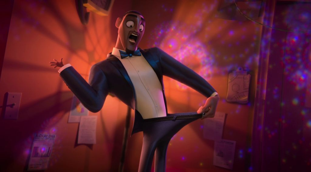 Nonton Film Spies in Disguise (2019) BRRip Sub Indo
