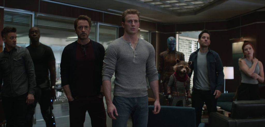 Nonton Film Subtitle Indonesia Avengers: Endgame Full Movies HQ MP4